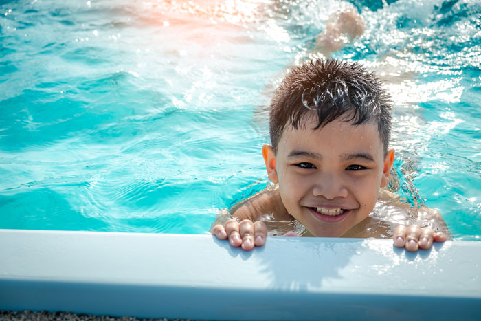 private swimming lessons for kids aspen hill