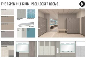 aspen hill club pool locker rooms
